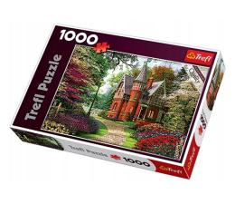 Puzzle 1000 - 1500 elementów Trefl 1000 el Wiktoriański dom