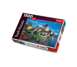 Puzzle 1000 - 1500 elementów Trefl 1500 el Zamek Oberhofen Szwajcaria