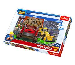Puzzle dla dzieci Trefl 24-Maxi Damy radę! Bob Budowniczy