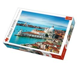 Puzzle powyżej 1500 elementów Trefl 2000 el Wenecja Włochy
