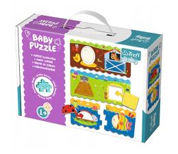 Puzzle dla dzieci Trefl Baby classic Sorter kształtów