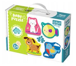 Puzzle dla dzieci Trefl Baby classic Zwierzątka