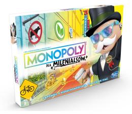 Gra planszowa / logiczna Hasbro Monopoly dla Milenialsów