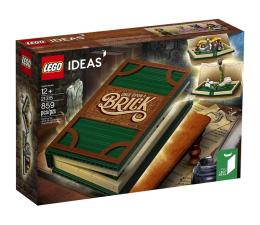 Klocki LEGO® LEGO IDEAS Wyskakująca książka