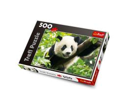 Puzzle 500 - 1000 elementów Trefl 500 el Panda