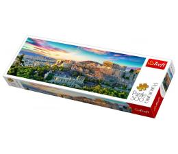 Puzzle 500 - 1000 elementów Trefl 500 el Panorama Akropol Ateny