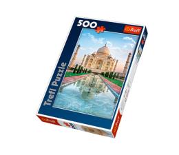Puzzle 500 - 1000 elementów Trefl 500 el Taj Mahal