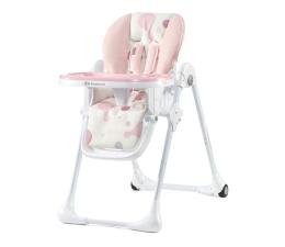 Krzesełko do karmienia Kinderkraft Yummy Pink