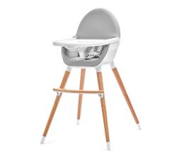 Krzesełko do karmienia Kinderkraft Fini 2w1 Grey