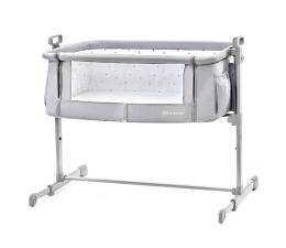 Łóżeczko dla dziecka Kinderkraft Neste Gray