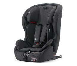 Fotelik 9-36 kg Kinderkraft  Safety-Fix Black z systemem Isofix
