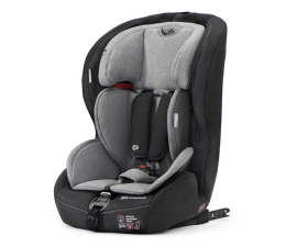 Fotelik 9-36 kg Kinderkraft Safety-Fix Black/Grey z systemem Isofix