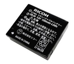 Akumulator do aparatu Ricoh Akumulator do GR II
