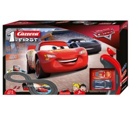 Pojazd / tor i garaż Carrera 1. First Disney Pixar Cars