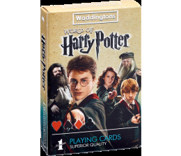 Gra karciana Winning Moves Karty do gry World of Harry Potter