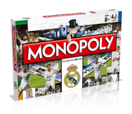 Gra planszowa / logiczna Winning Moves Monopoly Real Madrid PL