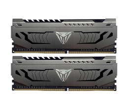 Pamięć RAM DDR4 Patriot 16GB (2x8GB) 4400MHz CL19 Viper Steel