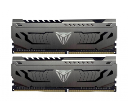 Pamięć RAM DDR4 Patriot 16GB (2x8GB) 3733MHz CL17 Viper Steel