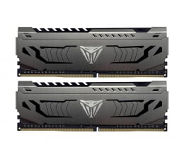Pamięć RAM DDR4 Patriot 16GB (2x8GB) 3200MHz CL16 Viper Steel