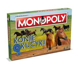 Gra planszowa / logiczna Winning Moves Monopoly Konie i kucyki