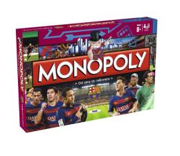 Gra planszowa / logiczna Winning Moves Monopoly FC Barcelona