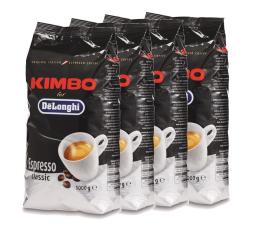 Akcesoria do ekspresów DeLonghi 4x1kg Kimbo classic