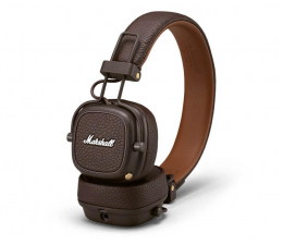 Słuchawki bezprzewodowe Marshall Major III Bluetooth Brązowe
