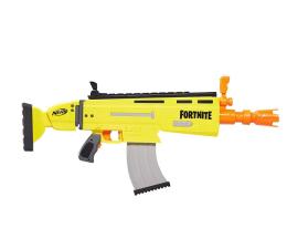 Zabawka militarna NERF Fortnite RISKY REELER AR-L Elite Dart Blaster