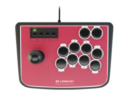 Joystick Lioncast Arcade Stick do PC, PS3