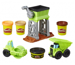 Zabawka plastyczna / kreatywna Play-Doh Wheels Żwirownia