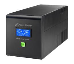 Zasilacz awaryjny (UPS) Power Walker VI 1000 PSW (1000VA/700W, 4xFR, AVR, USB, LCD)