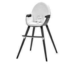 Krzesełko do karmienia Kinderkraft Fini 2w1 Full Black