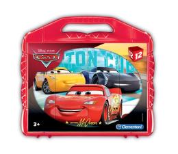 Klocki Clementoni Disney Klocki obrazkowe 12 el. Cars