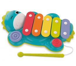 Zabawka dla małych dzieci Clementoni Dino cymbałki