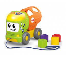 Zabawka dla małych dzieci Fisher-Price Edukacyjna Ciężarówka Sorter