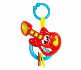 Zabawka dla małych dzieci Clementoni Grzechotka Gitara