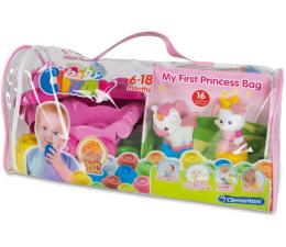 Zabawka dla małych dzieci Clementoni Disney torba Clemmy Ksieżniczki
