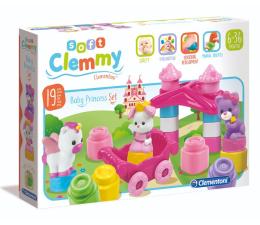 Zabawka dla małych dzieci Clementoni Clemmy zestaw księżniczki