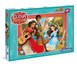 Puzzle dla dzieci Clementoni Puzzle Disney 100 el. Maxi Elena di Avalor