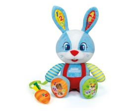 Zabawka dla małych dzieci Clementoni Wesoły króliczek Lillo