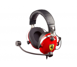 Słuchawki przewodowe Thrustmaster T.Racing Scuderia FERRARI EDITION