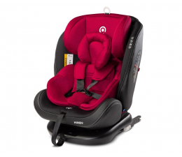 Fotelik 0-36 kg Caretero Mundo Red