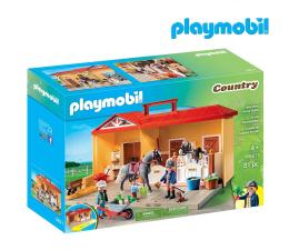 Klocki PLAYMOBIL ® PLAYMOBIL Nowa przenośna stajnia