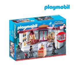 Klocki PLAYMOBIL ® PLAYMOBIL Napad na muzeum