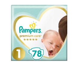 Pieluchy jednorazowe Pampers Premium Care 1 Newborn 2-5kg 78szt