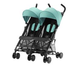 Wózek dla bliźniaków Britax-Romer Holiday Double Aqua Green