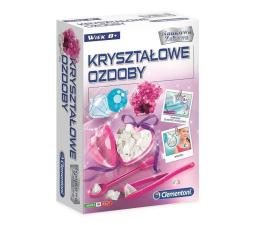 Zabawka plastyczna / kreatywna Clementoni Kryształowe Ozdoby