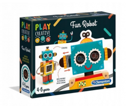 Zabawka edukacyjna Clementoni Stwórz Swojego Robota