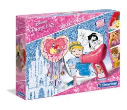 Zabawka plastyczna / kreatywna Clementoni Brokatowe Księżniczki