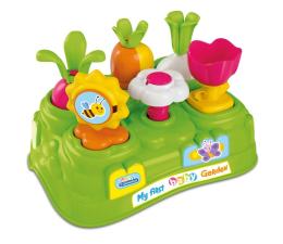 Zabawka dla małych dzieci Clementoni Kolorowy ogród